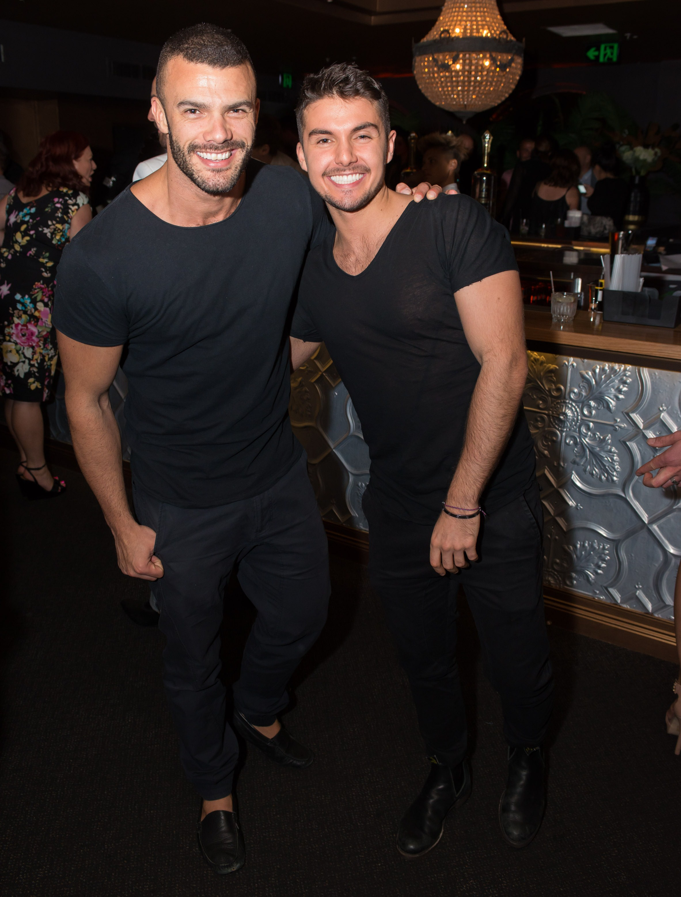 Royal Dragon Vodka Launch Dan Slater and Johnny Schembri 27th 5th_Casablanca_Double Bay Image_Guy Davies
